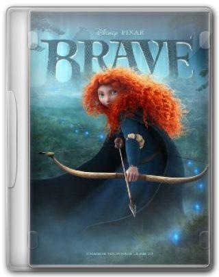 Capa do Filme Brave