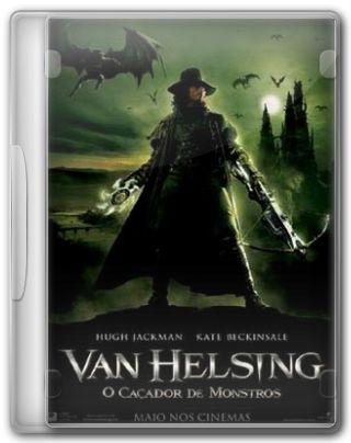 Capa do Filme Van Helsing - O Caçador de Monstros