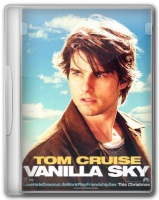 Capa do Filme Vanilla Sky