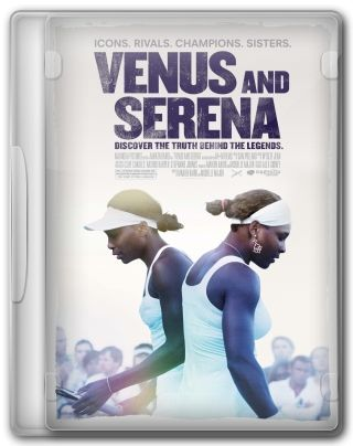 Capa do Filme Venus and Serena