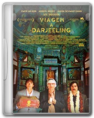 Capa do Filme Viagem a Darjeeling