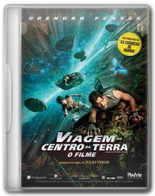 Capa do Filme Viagem ao Centro da Terra