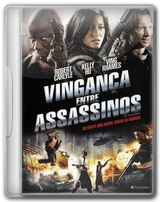 Capa do Filme Vingança Entre Assassinos