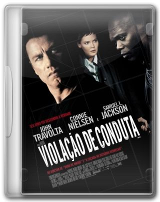 Capa do Filme Violação de Conduta