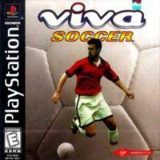 Capa Jogo Viva Soccer PS1