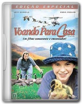 Capa do Filme Voando Para Casa