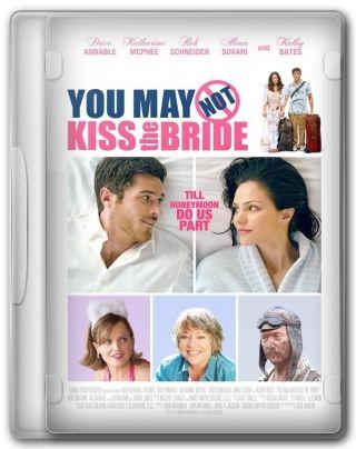 Capa do Filme Você não pode beijar a noiva