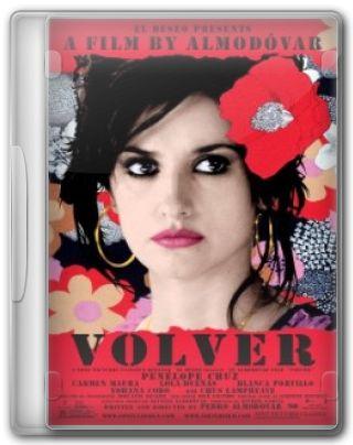 Capa do Filme Volver