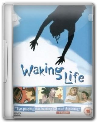 Capa do Filme Waking Life