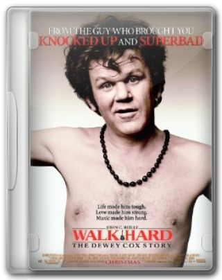 Capa do Filme Walk Hard: The Dewey Cox Story