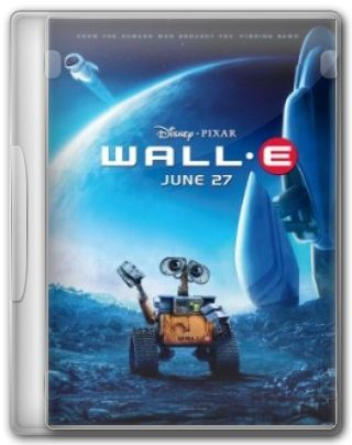 Capa do Filme Wall-E