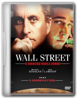 Capa do Filme Wall Street: O Dinheiro Nunca Dorme