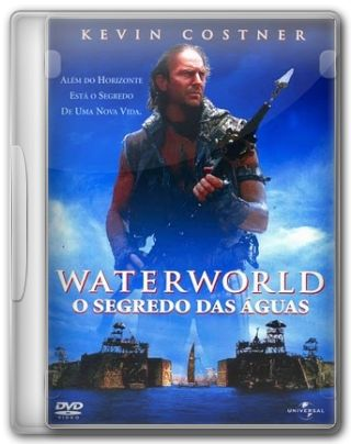 Capa do Filme Waterworld - O Segredo das Águas