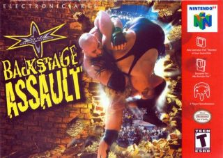 WCW Backstage Assault USA