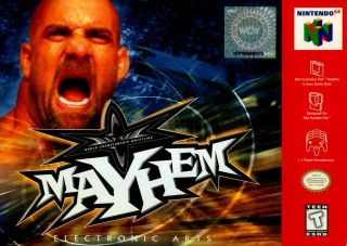 WCW Mayhem USA