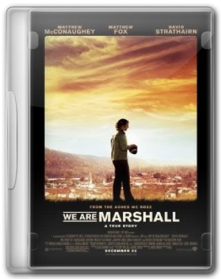 Capa do Filme We Are Marshall