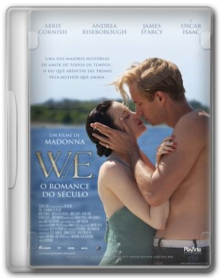 Capa do Filme WE - O Romance do Século