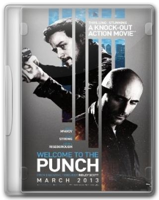 Capa do Filme Welcome to the Punch