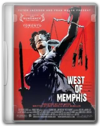 Capa do Filme West of Memphis