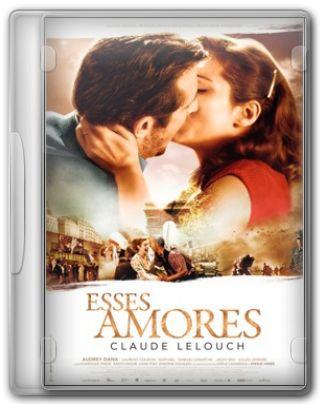 Capa do Filme Esses Amores