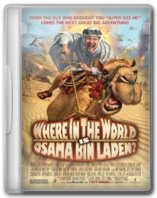 Capa do Filme Where in the World Is Osama Bin Laden?