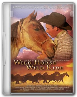 Capa do Filme Wild Horse, Wild Ride