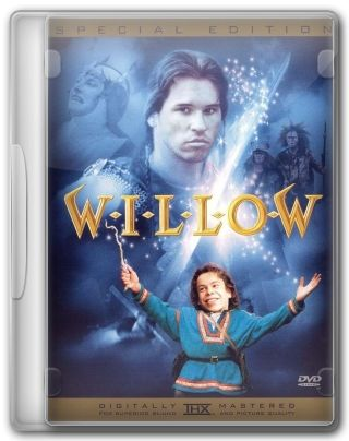 Capa do Filme Willow - Na Terra da Magia