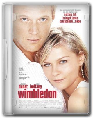Capa do Filme Wimbledon O Jogo do Amor