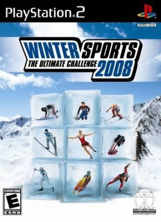 Capa Jogo Winter Sports 2 The Ultimate Challenge PS2