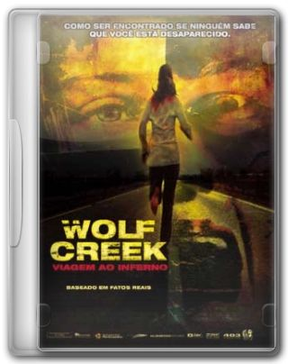 Capa do Filme Wolf Creek Viagem ao Inferno