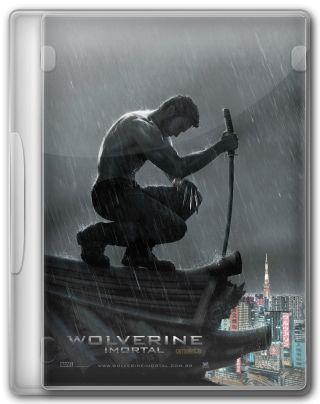 Capa do Filme Wolverine Imortal