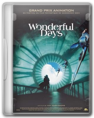 Capa do Filme Wonderful Days