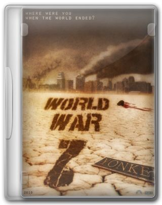 Capa do Filme World War Z