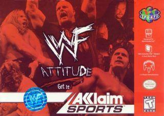 WWF Attitude USA