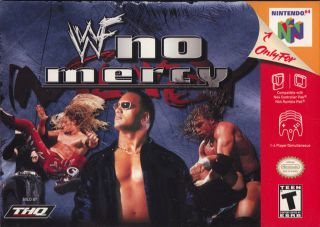 WWF No Mercy USA