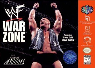 WWF War Zone USA