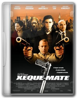 Capa do Filme Xeque-Mate