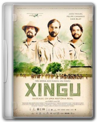 Capa do Filme Xingu O Filme