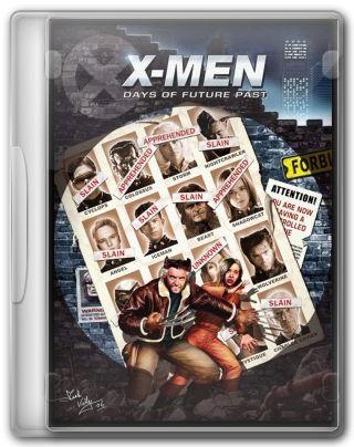Capa do Filme X-Men: Dias de um Futuro Esquecido