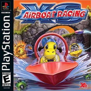 Capa Jogo XS Airboat Racing PS1