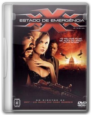 Capa do Filme xXx 2 - Estado de Emergência