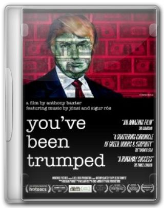 Capa do Filme You\'ve Been Trumped