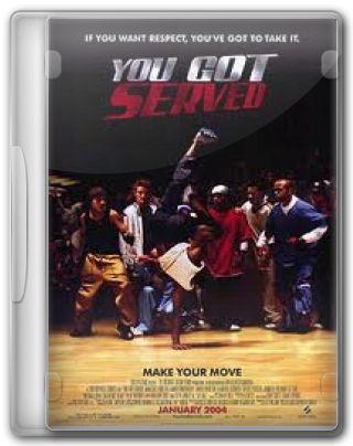 Capa do Filme You Got Served