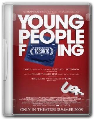 Capa do Filme Young People Fucking