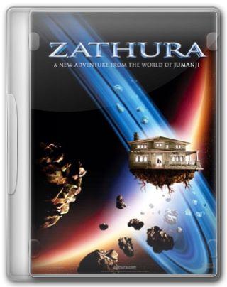 Capa do Filme Zathura - Uma Aventura Espacial
