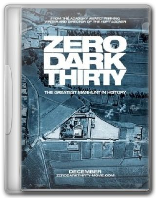 Capa do Filme Zero Dark Thirty