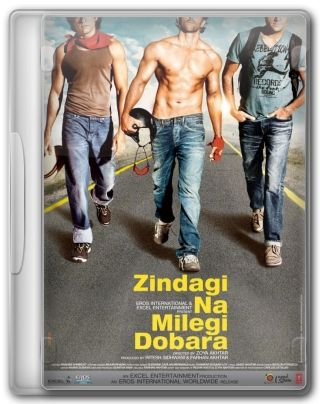 Capa do Filme Zindagi Na Milegi Dobara