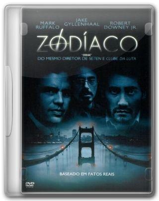 Capa do Filme Zodíaco