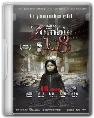 Capa do Filme Zombie 108