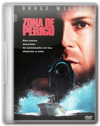 Capa do Filme Zona de Perigo
